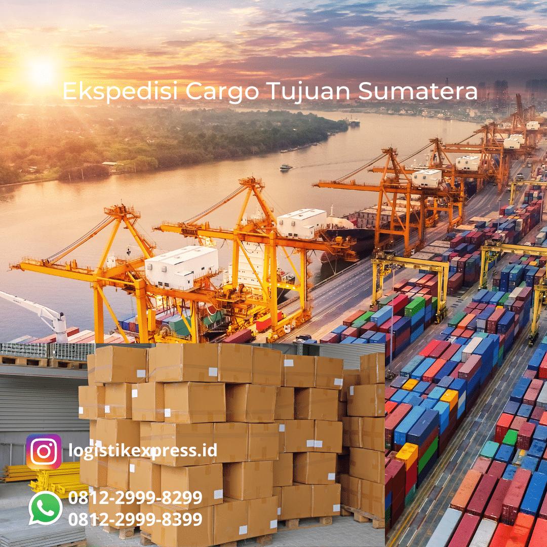 Ekspedisi Cargo Sumatera