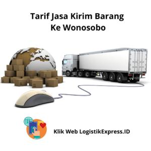 Tarif Jasa Pengiriman Ke Wonosobo