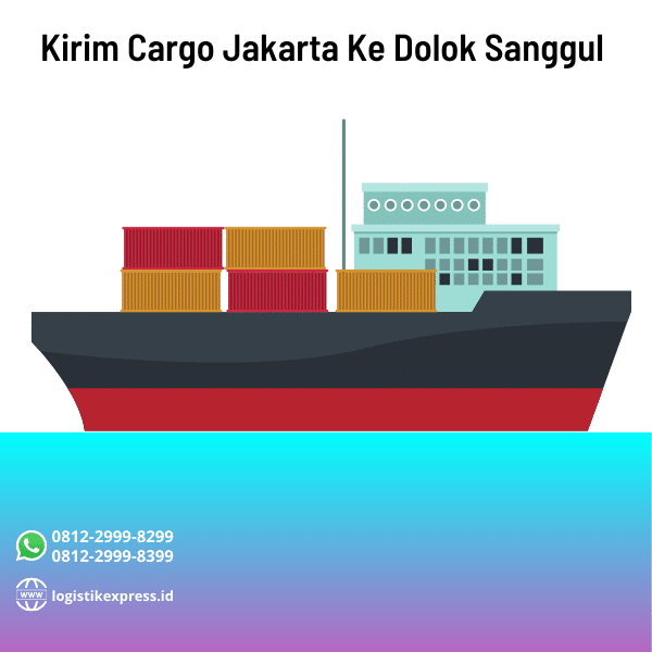Kirim Cargo Jakarta Ke Dolok Sanggul