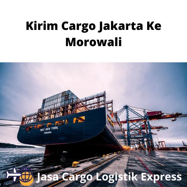 Kirim Cargo Jakarta Ke Morowali