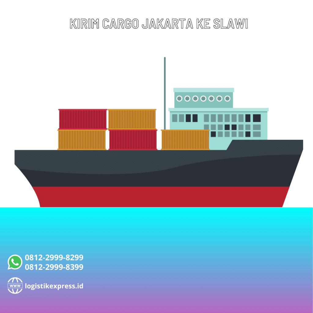 Kirim Cargo Jakarta Ke Slawi