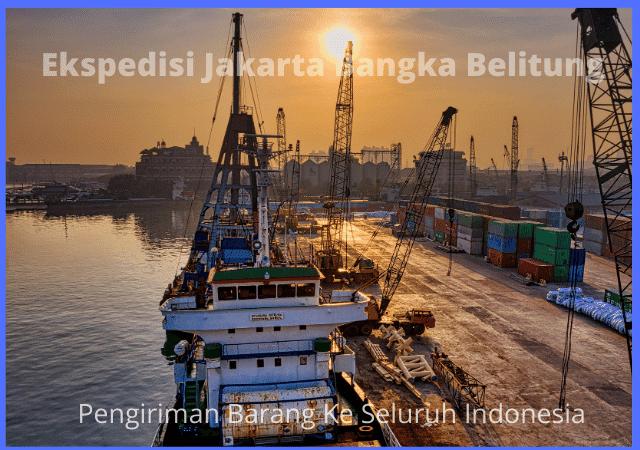 Ekspedisi Jakarta Bangka Belitung
