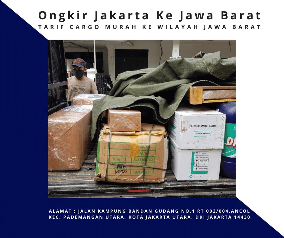 Ongkir Jakarta Ke Jawa Barat