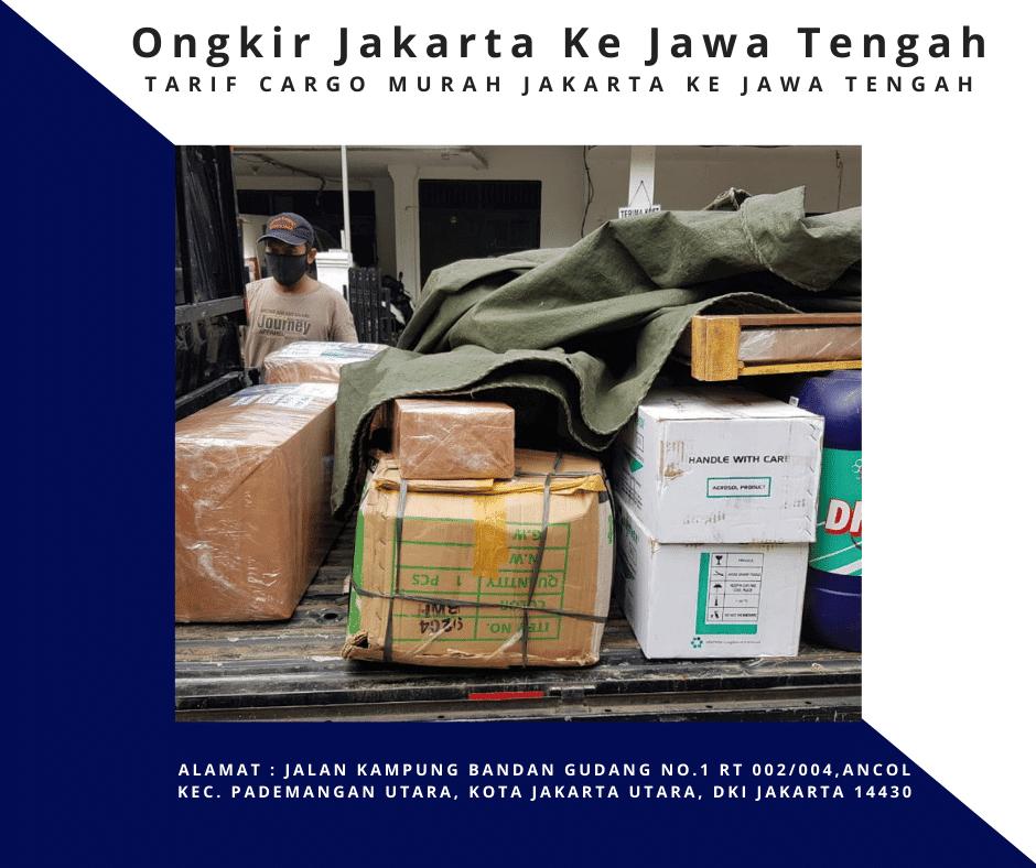 Ongkir Jakarta Ke Jawa Tengah Tarif Terbaru