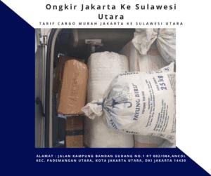 Ongkir Jakarta Ke Sulawesi Utara
