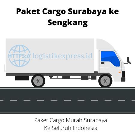 Paket Cargo Surabaya ke Sengkang