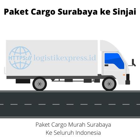 Paket Cargo Surabaya ke Sinjai