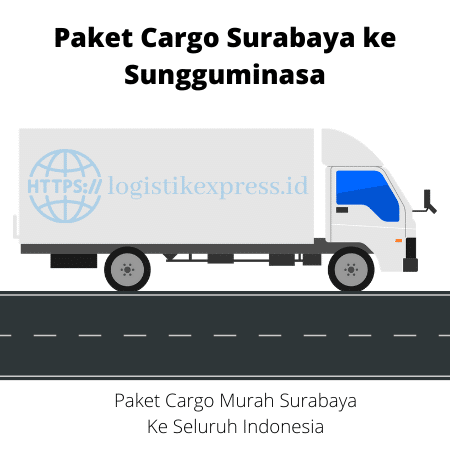 Paket Cargo Surabaya ke Sungguminasa
