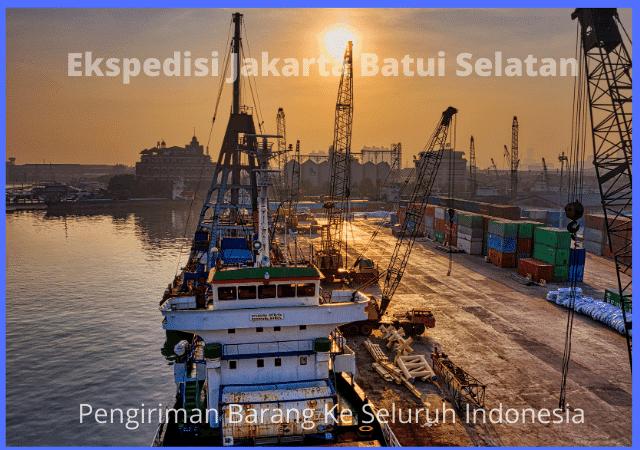 Ekspedisi Jakarta Batui Selatan