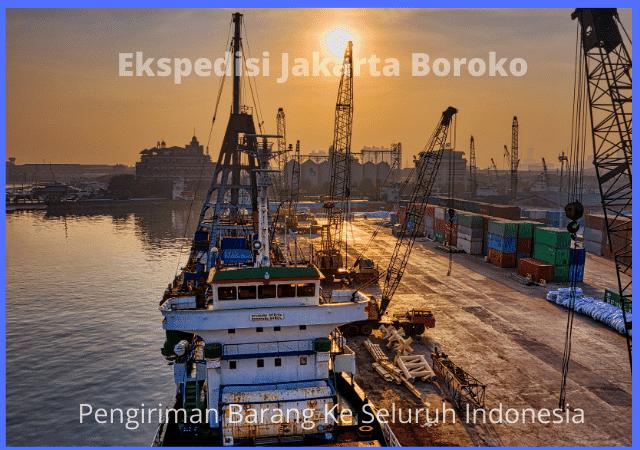 Ekspedisi Jakarta Boroko