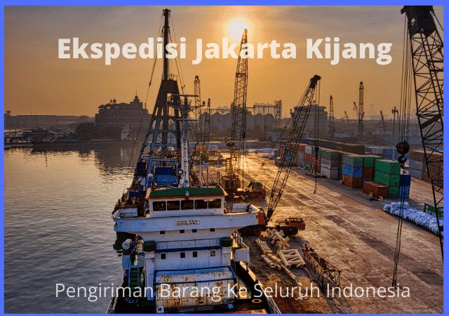 Ekspedisi Jakarta Kijang