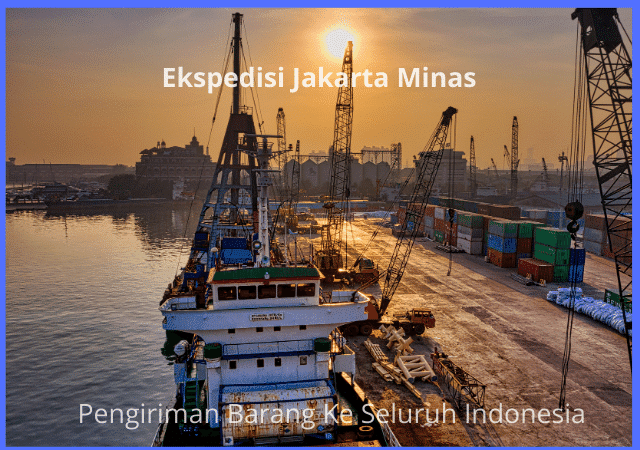 Ekspedisi Jakarta Minas