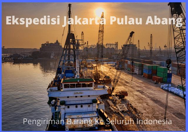 Ekspedisi Jakarta Pulau Abang