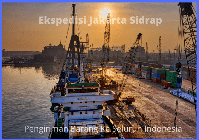 Ekspedisi Jakarta Sidrap