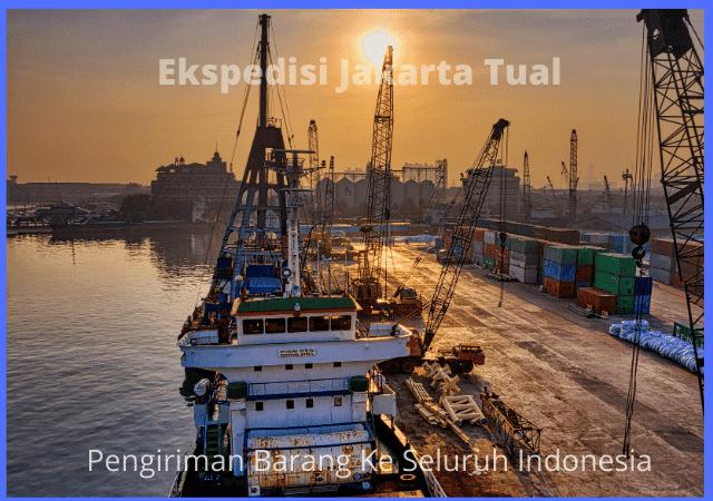 Ekspedisi Jakarta Tual