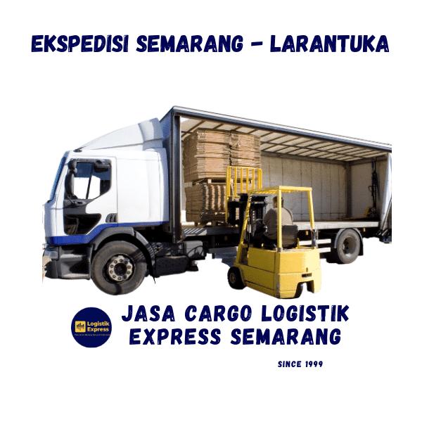 Ekspedisi Semarang Larantuka