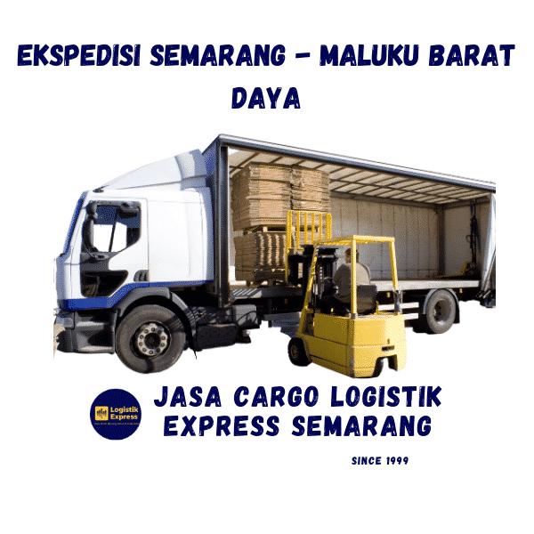 Ekspedisi Semarang Maluku Barat Daya