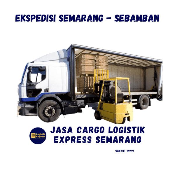 Ekspedisi Semarang Sebamban