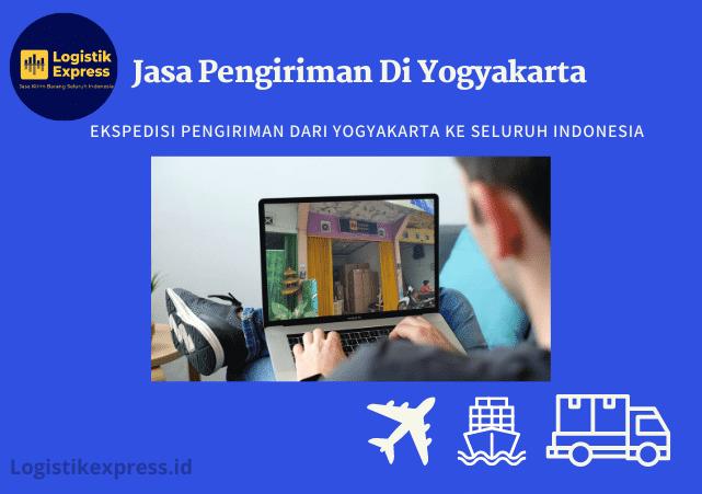 Jasa pengiriman Di Yogyakarta