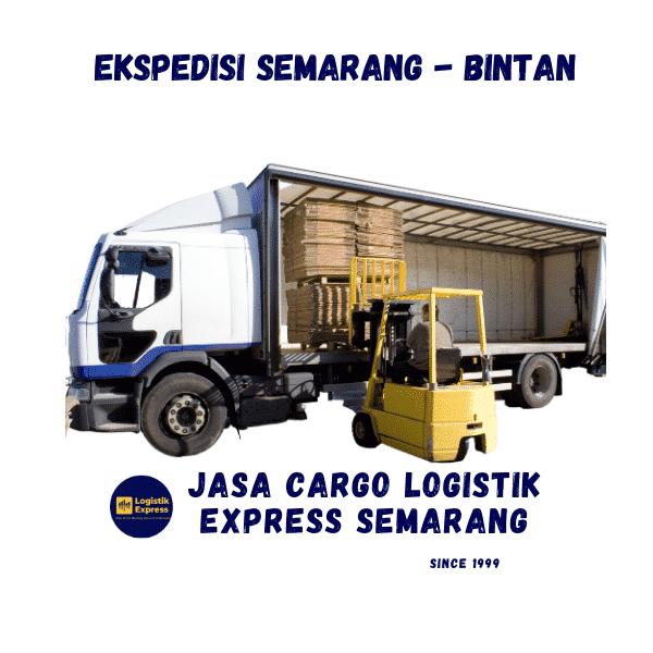 Ekspedisi Semarang Bintan