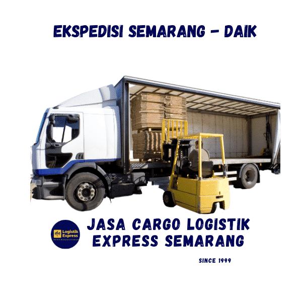 Ekspedisi Semarang Daik