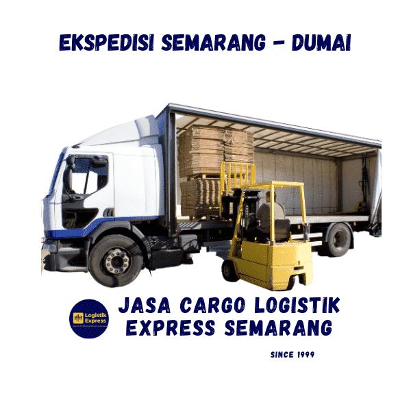 Ekspedisi Semarang Dumai