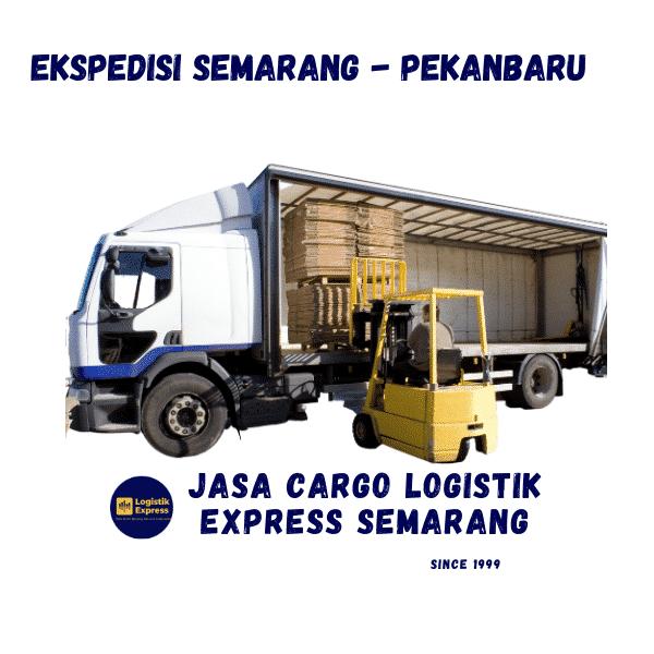 Ekspedisi Semarang Pekanbaru