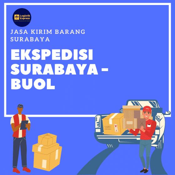 Ekspedisi Surabaya Buol
