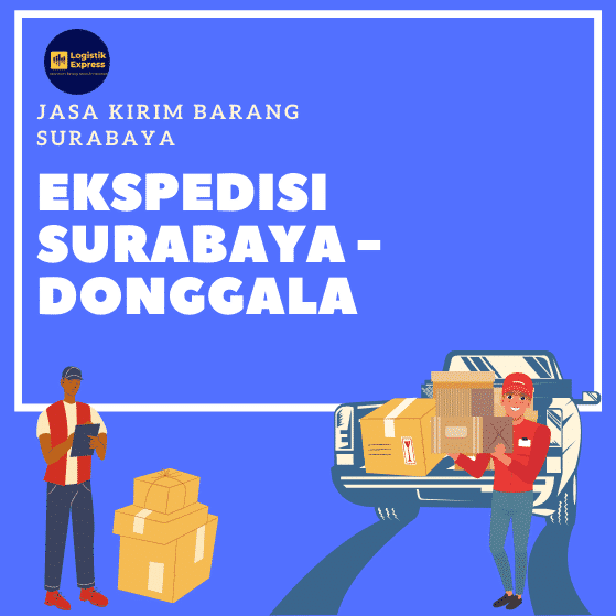 Ekspedisi Surabaya Donggala