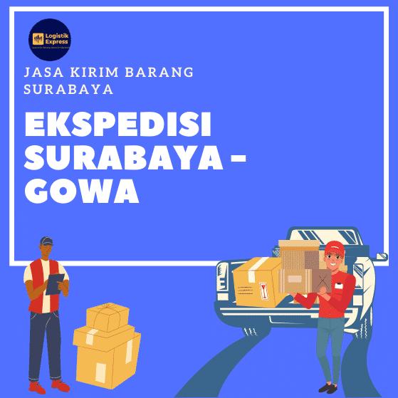 Ekspedisi Surabaya Gowa