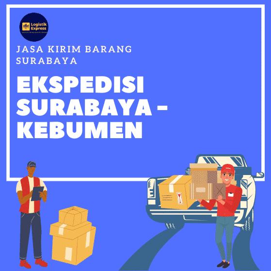 Ekspedisi Surabaya Kebumen