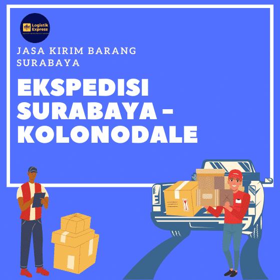 Ekspedisi Surabaya Kolonodale