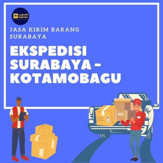 Ekspedisi Surabaya Kotamobagu