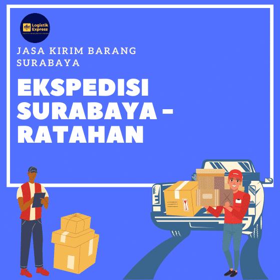 Ekspedisi Surabaya Ratahan