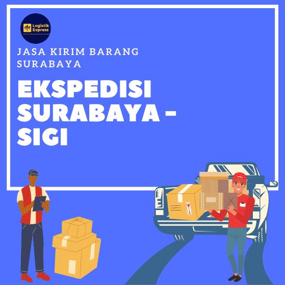 Ekspedisi Surabaya Sigi