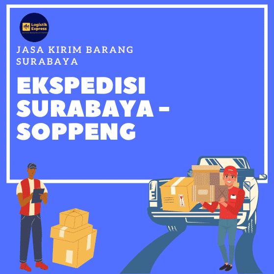 Ekspedisi Surabaya Soppeng