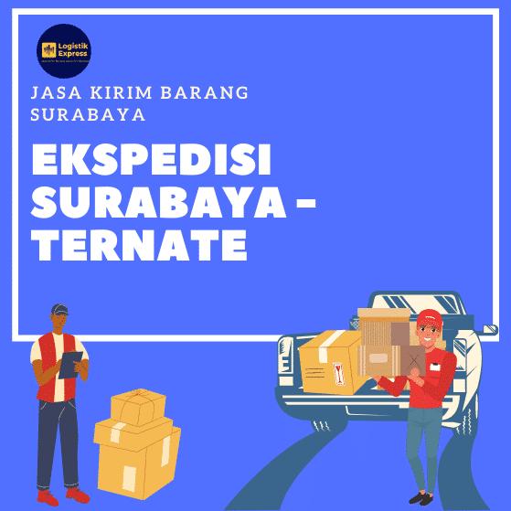 Ekspedisi Surabaya Ternate