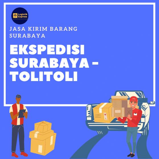 Ekspedisi Surabaya Tolitoli