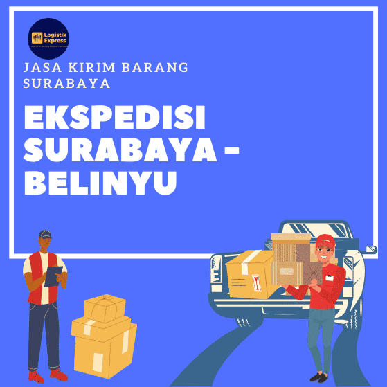 Ekspedisi Surabaya Belinyu