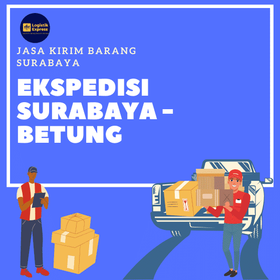 Ekspedisi Surabaya Betung