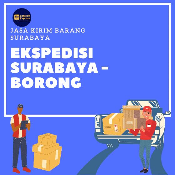 Ekspedisi Surabaya Borong