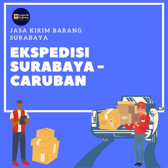 Ekspedisi Surabaya Caruban