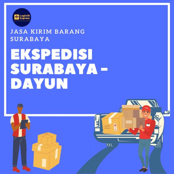 Ekspedisi Surabaya Dayun