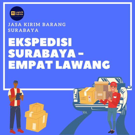 Ekspedisi Surabaya Empat Lawang
