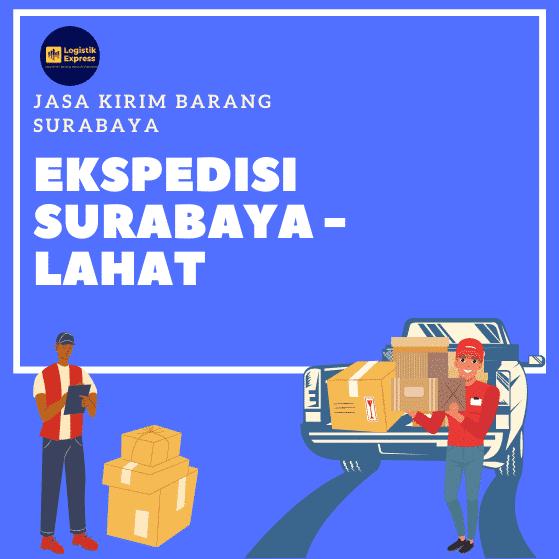 Ekspedisi Surabaya Lahat