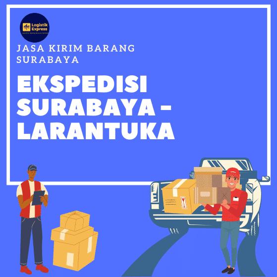 Ekspedisi Surabaya Larantuka