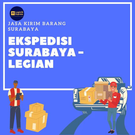 Ekspedisi Surabaya Legian