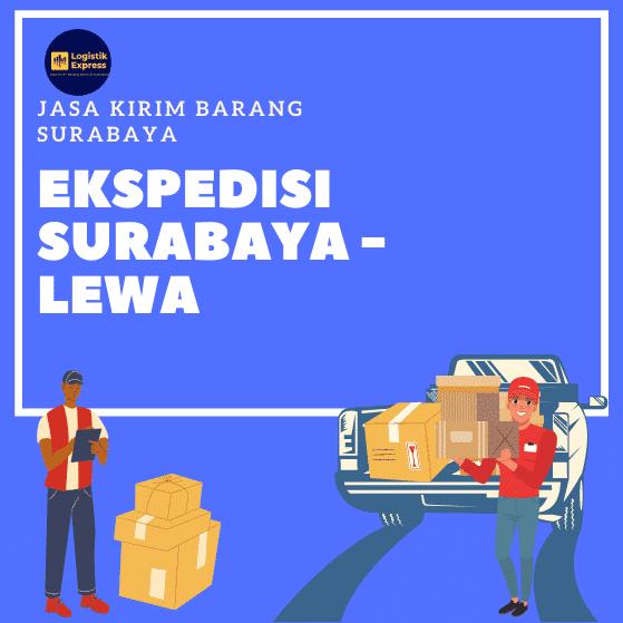 Ekspedisi Surabaya Lewa