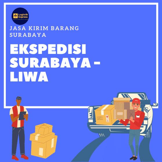 Ekspedisi Surabaya Liwa