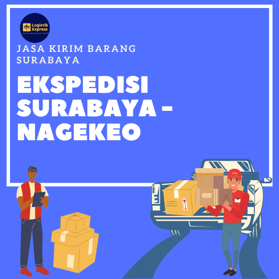 Ekspedisi Surabaya Nagekeo